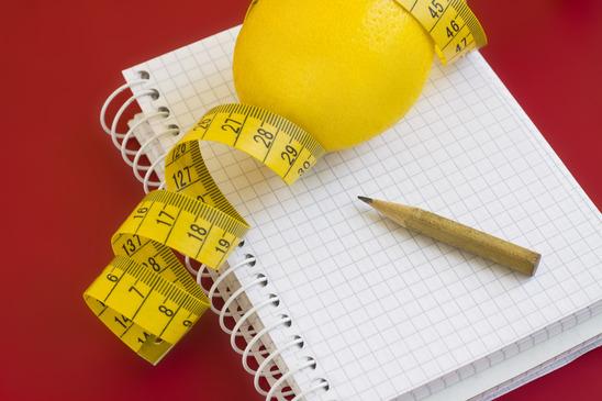 Master Cleanse Diet Notebook