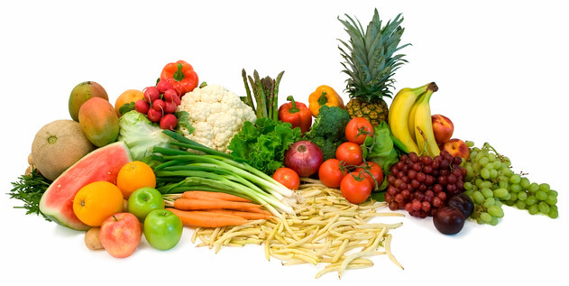 fresh fruit and veggies are good to break a cleanse